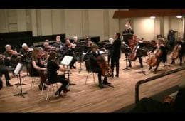 Embedded thumbnail for Korneel Delrue speelt met orkest