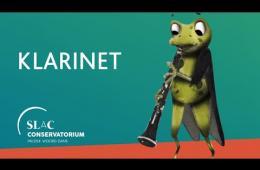 Embedded thumbnail for Klarinet