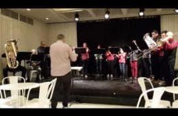 Embedded thumbnail for Kerstconcert low brass ensemble