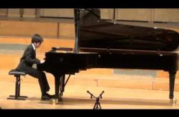 Embedded thumbnail for Steven Kleeven wint Steinway Competition